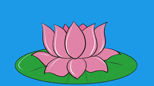 how to draw lotus flower coloring page coloring pages for kids