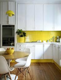 cuisine jaune et blanche cuisine jaune et blanche mural cuisine cuisine ikea jaune et blanche