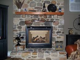 stone fireplace limestone surround wood mantels painting startling