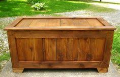 Rustic Chest Coffee Table Rustic Reclaimed Cedar Toy Box Blanket Chest Coffee By Luckymargo