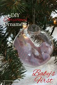 ornaments baby 1st ornament baby s