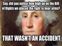 2nd Amendment Meme - these four words perfectly sum up the second amendment meme