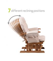 haywood recliner breastfeeding chair kub nursery furniture
