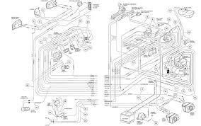 wiring diagram 48v club car parts wiring wiring diagrams
