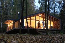 modern prefab cabin outdoor prefabricated cabins luxury airy modern prefab cabin was