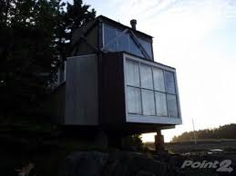 vacation in a tiny house relaxshacks com the bolt together house 1972 a prefabricated