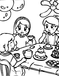 coloring pages stunning coloring pages party coloring pages
