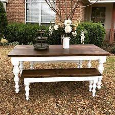 farmhouse table ebay