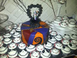 100 nightmare before christmas cake nightmare before