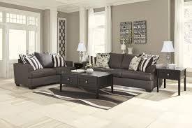 Accent Pillows For Sofa Charcoal Sofa W Accent Pillows Sam Levitz Furniture