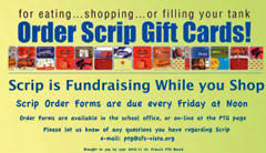 gift card fundraiser take a fresh look at scrip fundraising blue avocado
