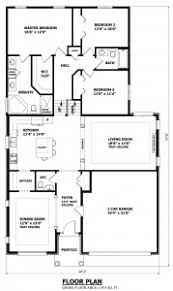 Split Floor Plan House Plan House Plans Canada Stock Custom Back Split House Plans