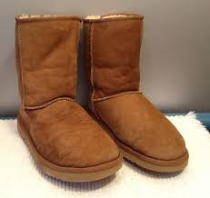 womens boots ebay ugg australia 5825 chestnut brown womens boots shoes