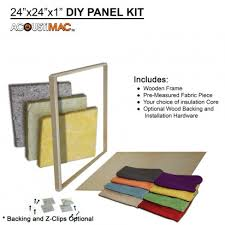 media room acoustic panels diy acoustic panel kits sound panels by acoustimac