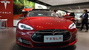 tesla electric car tesla opens first european plant on road to 500 000 car target