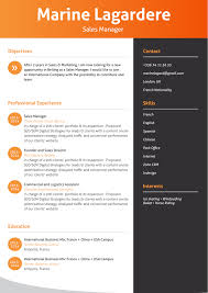 Strategy Resume Effective Resume Templates Optimist Resume Mycvfactory
