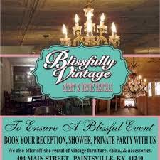 wedding venue rental blissfully vintage event venue rentals paintsville ky rustic