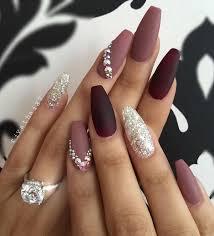 nail design ideas best 25 acrylic nail designs ideas on gold acrylic