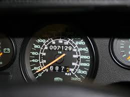 lamborghini speedometer 1989 lamborghini anniversary countach