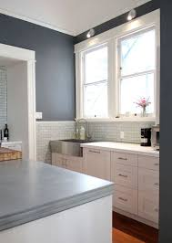 kitchen wall color with white cabinets 20 gorgeous gray kitchen ideas how to use gray in kitchens