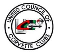 national council of corvette clubs united council of corvette clubs convention classicar