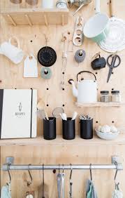 pegboard kitchen ideas the 41 best images about progetti da provare on pinterest