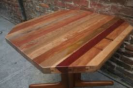 how to make a reclaimed tongue u0026 groove table top