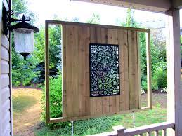 Outdoor Patio Privacy Ideas by Patio Ideas Bathroommesmerizing Outdoor Patio Privacy Screen