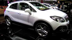 buick opel 2014 opel mokka cosmo buick encore exterior and interior