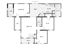 manufactured home floor plan schult redwood house kaf mobile