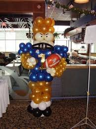 football banquet centerpieces crafts i would like to try