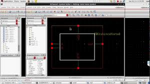 free cmos layout design software cadence tutorial cmos nand gate schematic layout design and
