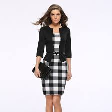 suit dress 2018 new women autumn dress suit business suits
