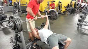 How Much Does Bench Bar Weigh 365 Lb Bench Press 55 Lb Bar Youtube