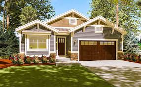 plan 64437sc cozy bungalow with optional finished lower level