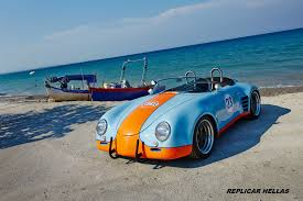 first porsche 356 a porsche made in greece greekreporter com