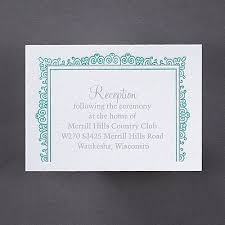 Reception Cards Wording 48 Best Respond U0026 Reception Images On Pinterest Receptions