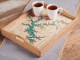 personalized serving tray personalized trays from lake the grommet wholesale platform
