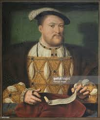 portrait of king henry viii c1544 c1800 artist biagio rebecca