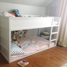 How To Paint Ikea Furniture by How To Paint The Ikea Kura Bed The Mama Said