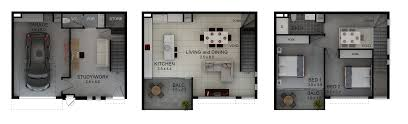 extraordinary 90 3 bedroom floor plans 3d decorating design of