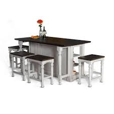 kitchen island with leaf designs 1016fc bourbon country kitchen island with drop leaf