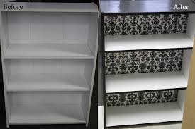 Billy Bookcase Makeover Small Bookcase Makeover Sleepsuperbly Com