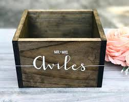 Small Wooden Boxes For Centerpieces by Small Wooden Box Etsy