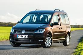 volkswagen caddy life 2015 van review honest john