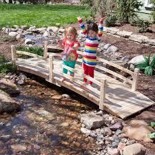 Backyard Bridge Garden Bridges