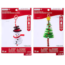 shop for the felt ornament kit by creatology at
