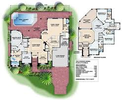 mediterranean style house plans with photos mediterranean houseplans home design wdgf2 4496 g 13282