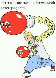 Spaghetti Meme - dopl3r com memes his palms are sweaty knees weak arms spaghetti