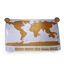 Scratch Off World Map Scratch Off World Map Poster U2013 Zappazon